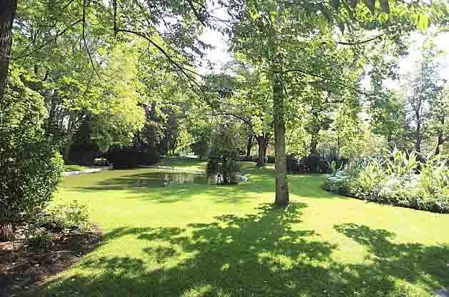 Cours de qi gong et gestion du stress toulouse avec l 39 association fleur 39 essence - Toulouse jardin des plantes ...