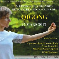 Rencontres R�gionales du Qi                 Gong