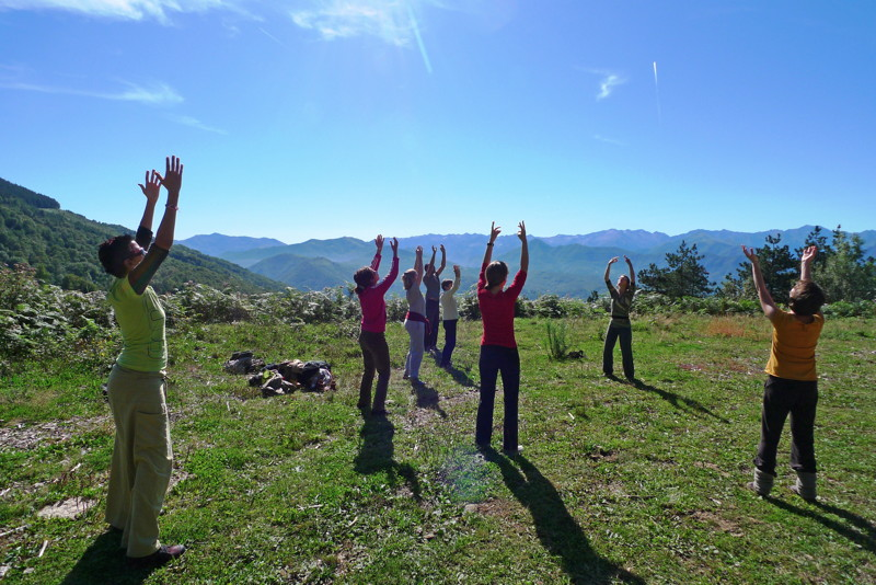 stage de Qi Gong Terre Pure (automne 2013)